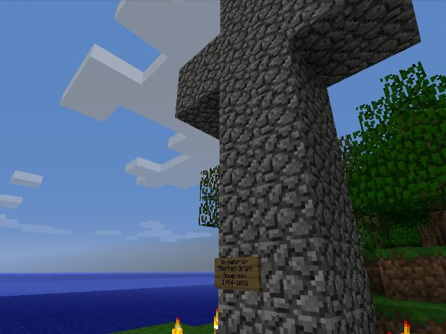 Stephen's Point, on the Eastern Peninsula in Alpha 2.